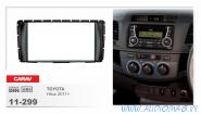 Carav 11-299 (2 DIN Toyota Hilux 2011+)