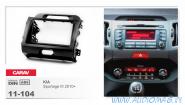 Carav 11-104 (2-DIN KIA Sportage III 2010+)