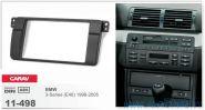 Carav 11-498 (2-DIN BMW 3 (E46) 1998-2005)