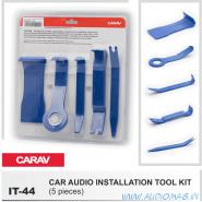 Carav IT-44 набор инструментов для установщика (5предметов)