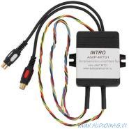 Intro AMP-MT01 для штат усилителя Mitsubishi Pajero, Outlender XL