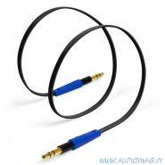 TYLT MBL-T Плоский cтерео кабель ц. СИНИЙ